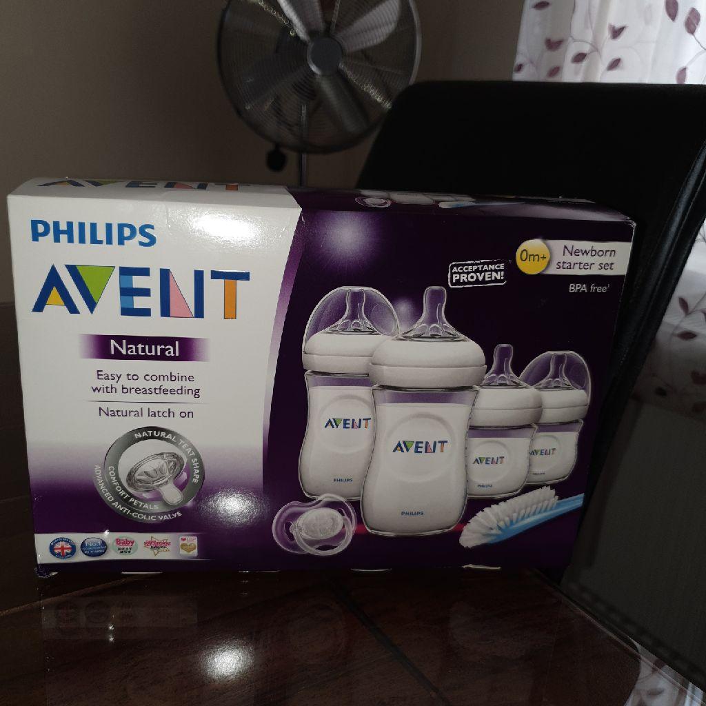 Brand new  Non used Philips Avent Feeding Bottles