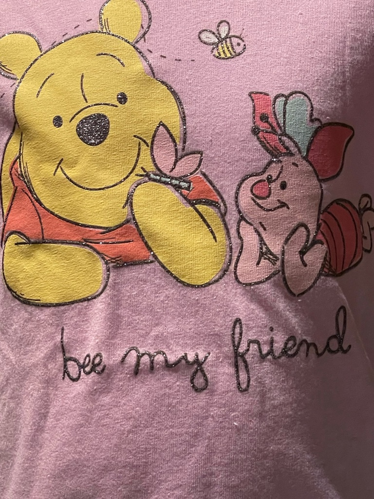 Carter's Disney Winnie & Piglet Tee