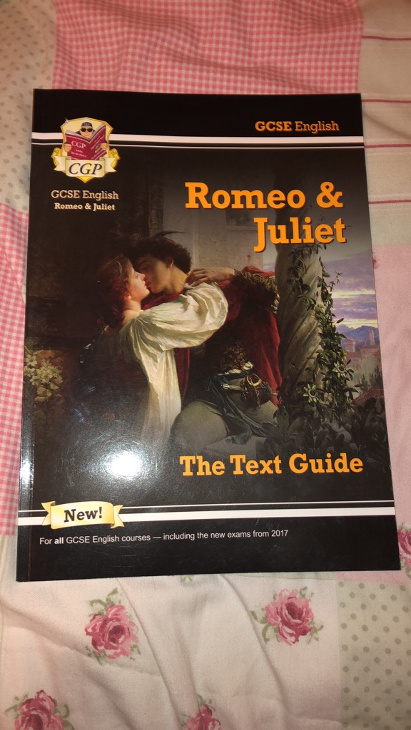 GCSE AQA Romeo and Juliet revision and practice guide