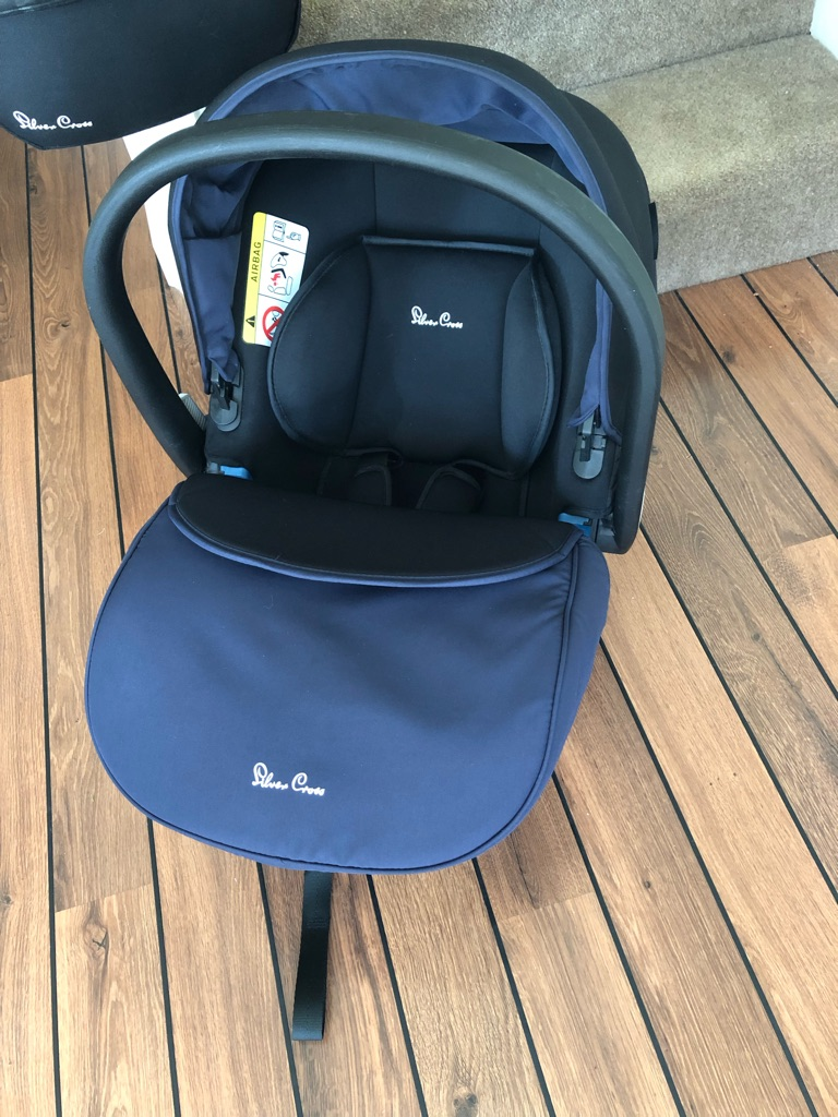 Simplicity baby car seat and isofix
