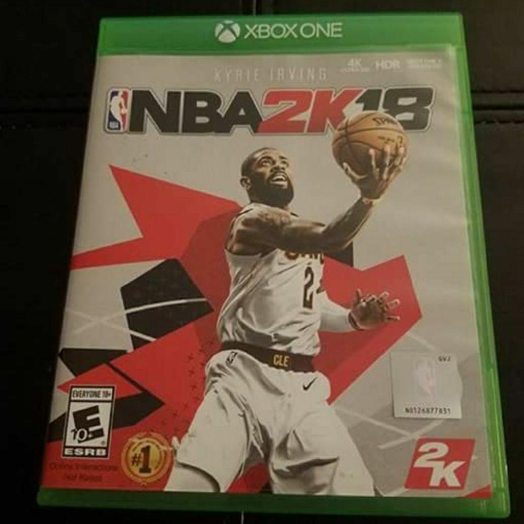 NBA 2K18 NO TRADES AT ALL