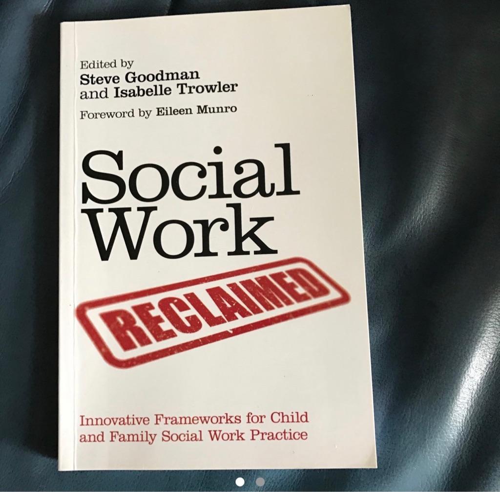 Social work reclaimed book
