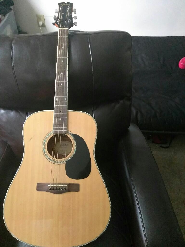Acoustic gutiar