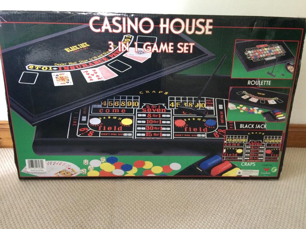 Large casino set