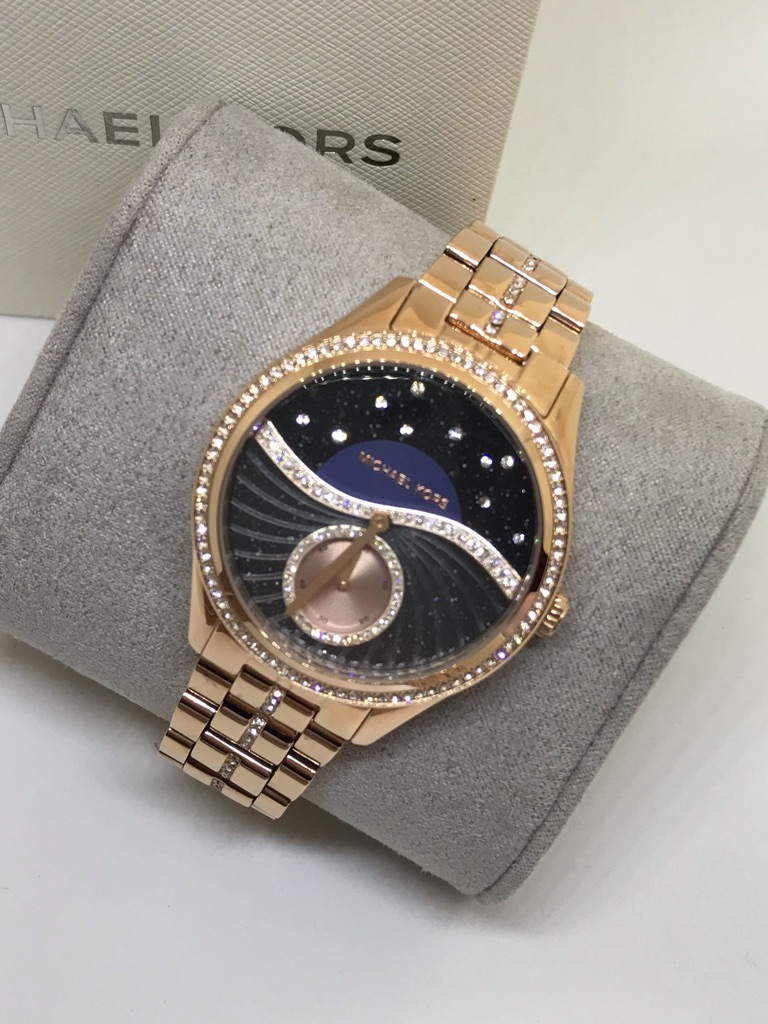 Michael Kors Watches MK3723 New with Tap