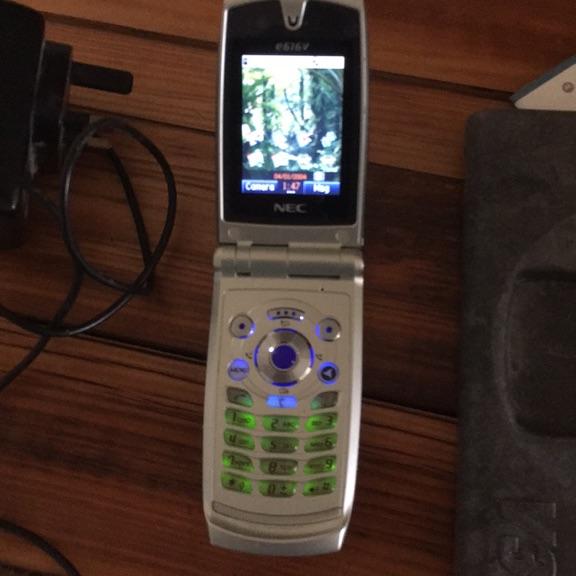 Motorola x NEC