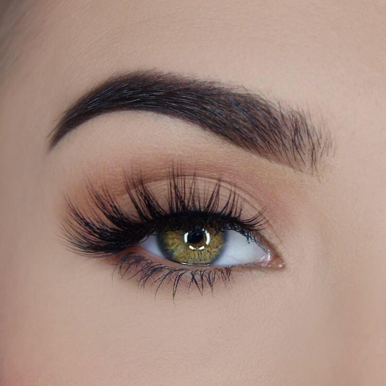 Reusable premium false lashes