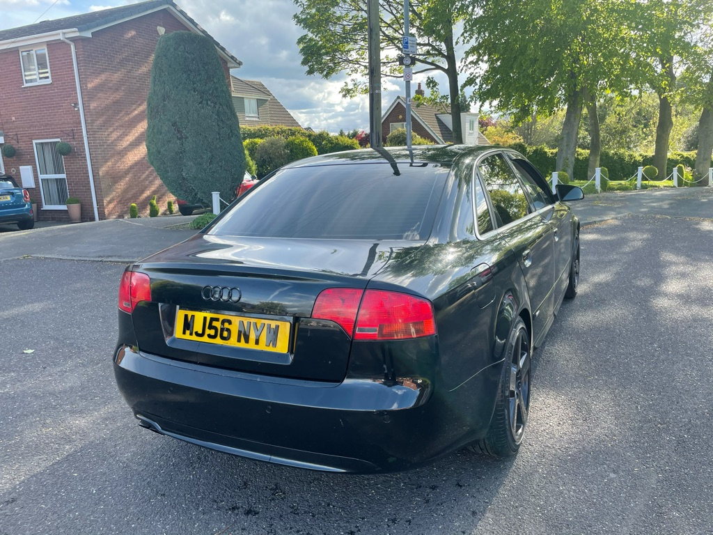 2007 Audi A4 S Line 2.0 TDI