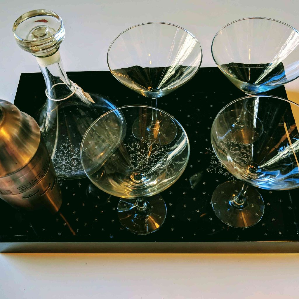 Classic Cocktail Set
