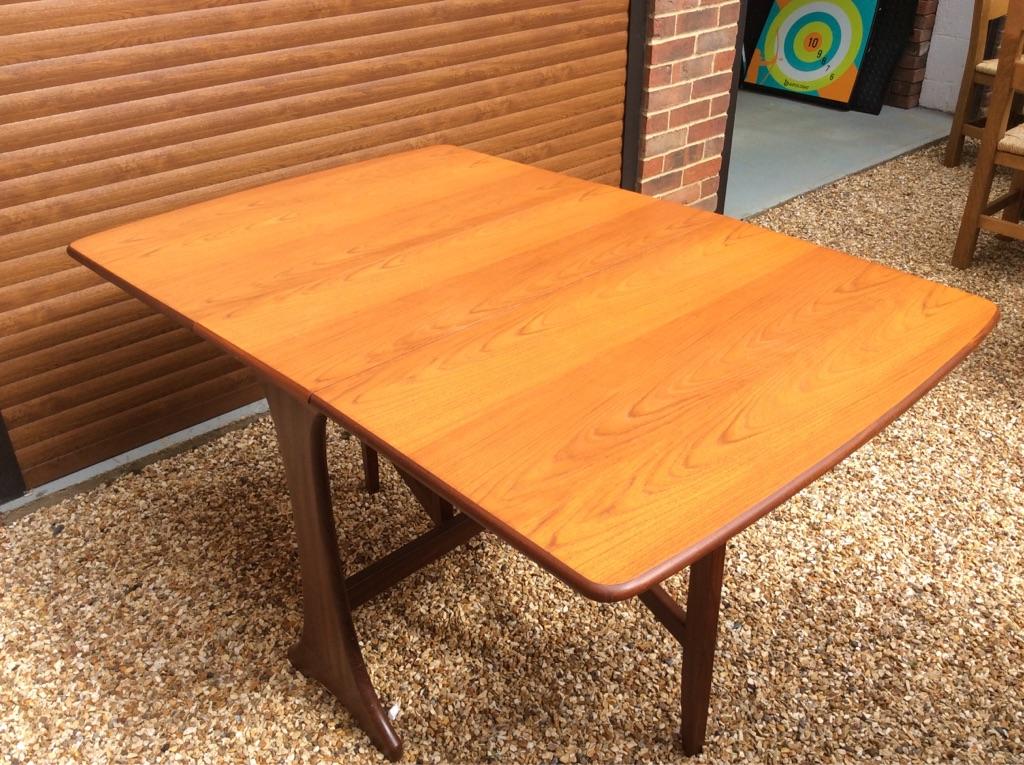 G-Plan Gate-leg Table