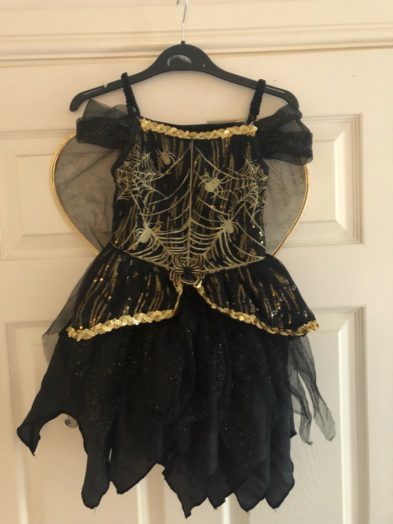 Halloween Dresses 5-6