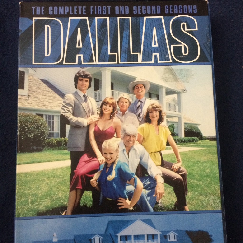 Dallas the complete first and second season