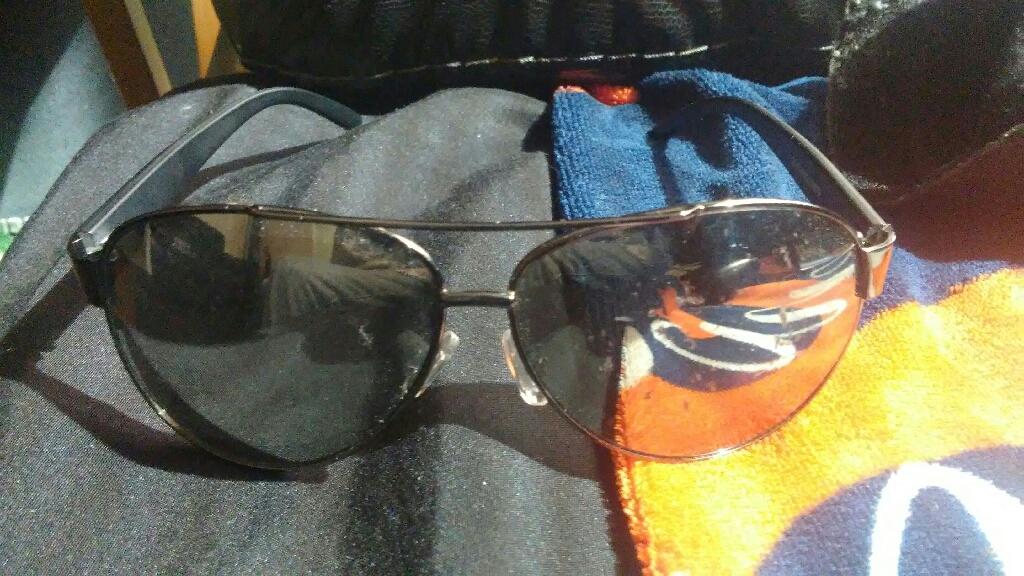 Comic books & sunglasses