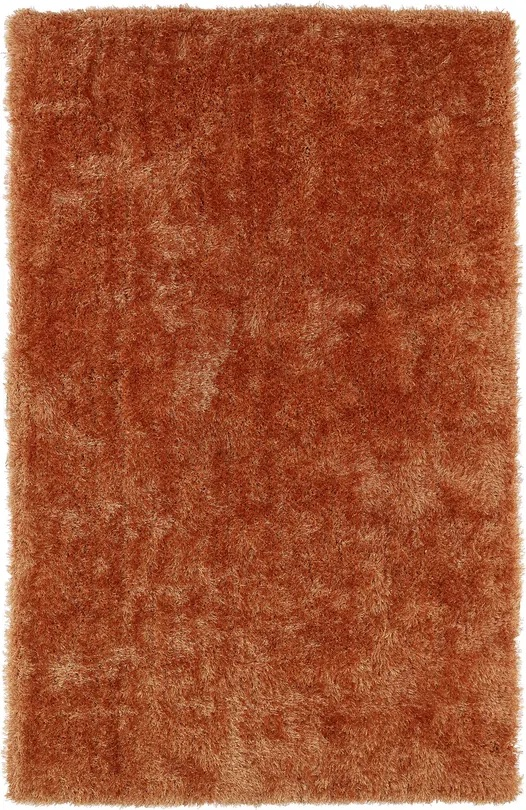 Kaleen Posh Psh01 Rug In Orange - (9 Foot x 12 Foot)