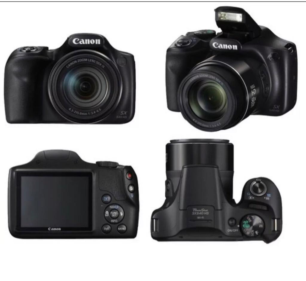 Canon photo camera