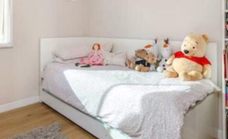 Children Two Single Beds Solution with Mattresses - £120