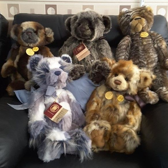 Charlie Bears for sale