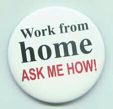 Wanna work from home?