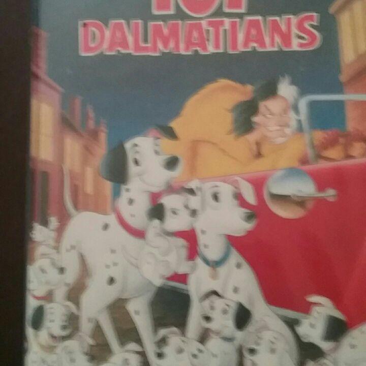 101 dalmations vhs classic black diamond