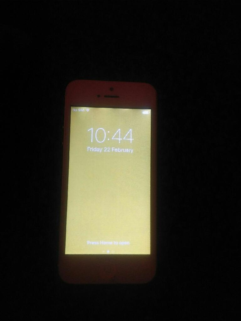 IPHONE 5 (unlocked)