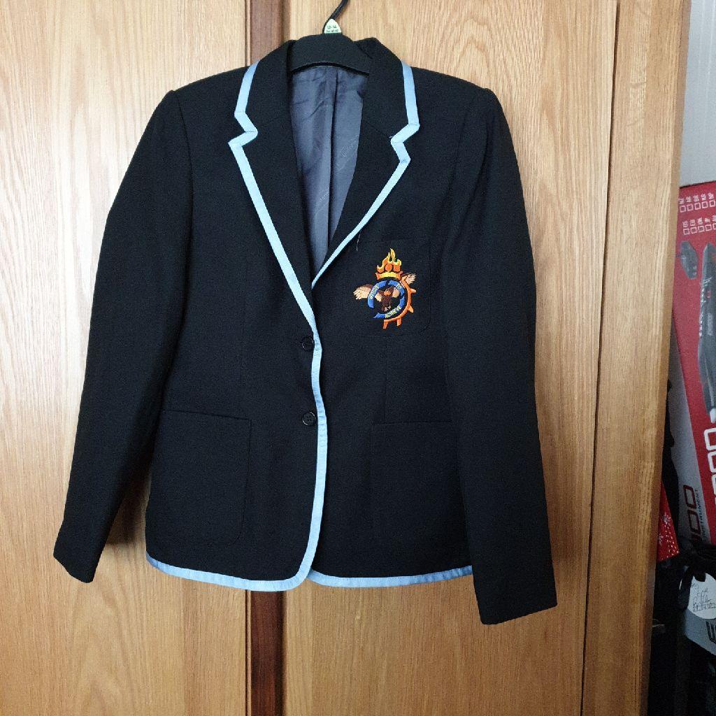 Girls Millburn Academy School Blazer