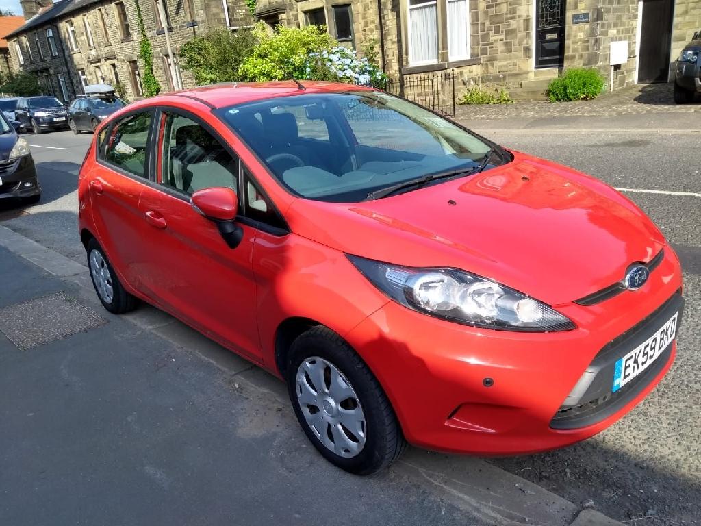 Ford Fiesta Econetic Diesel 0 Road Tax