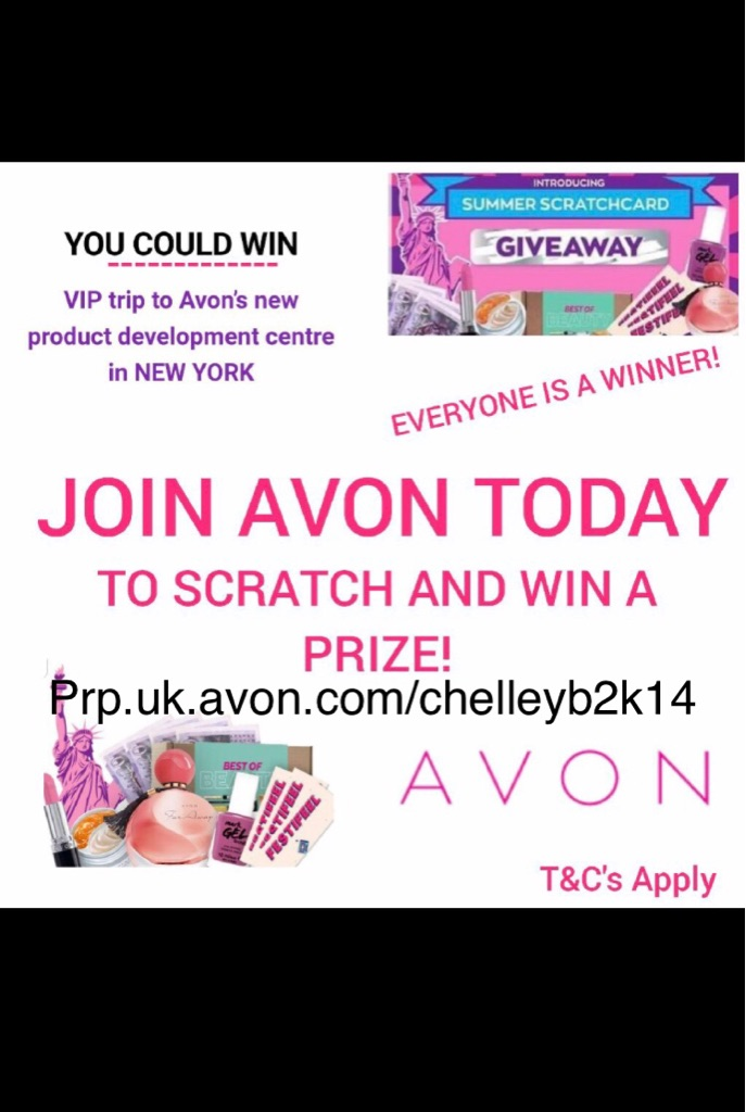 Wanted Avon representatives