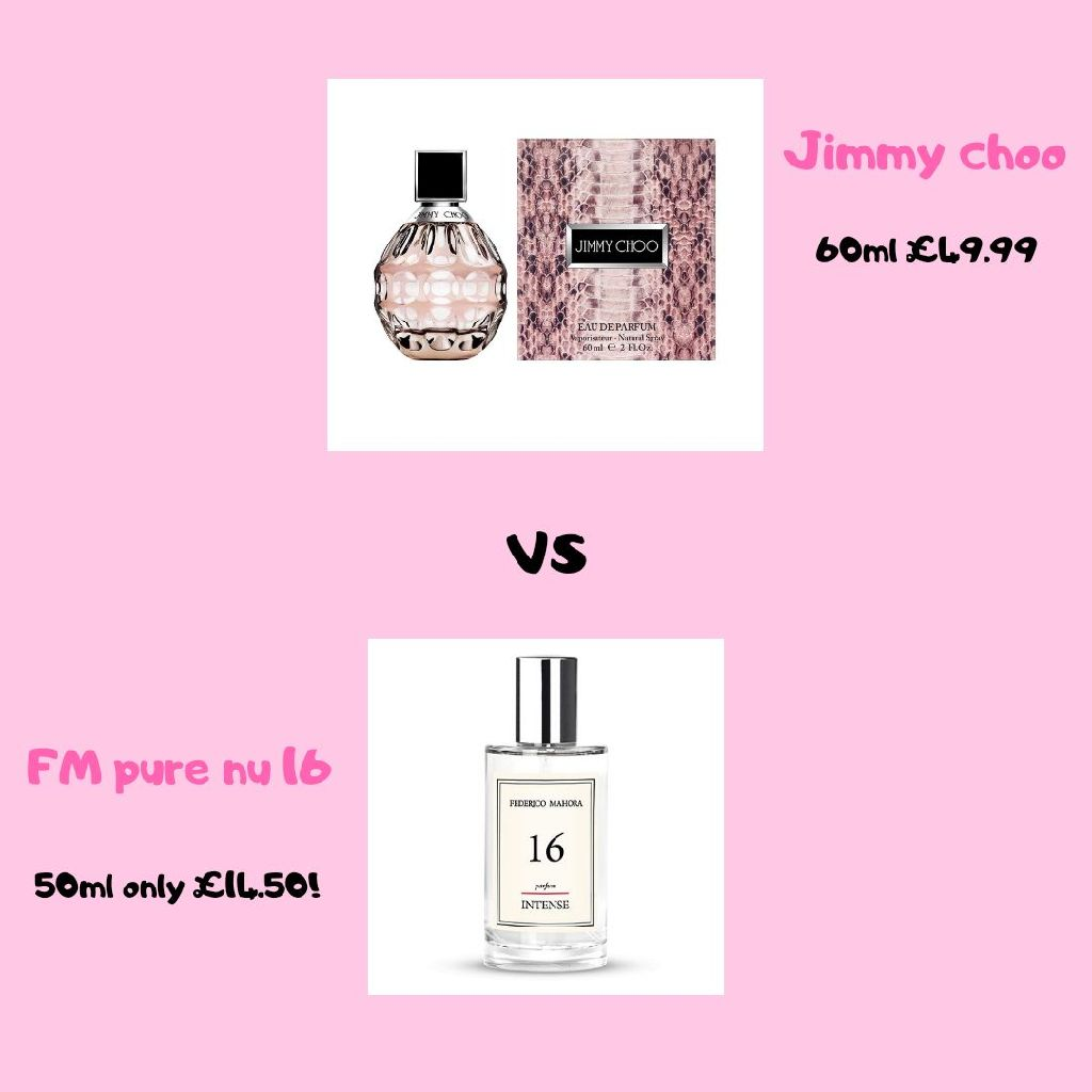 Fm Perfume Pure Nu 16 Village