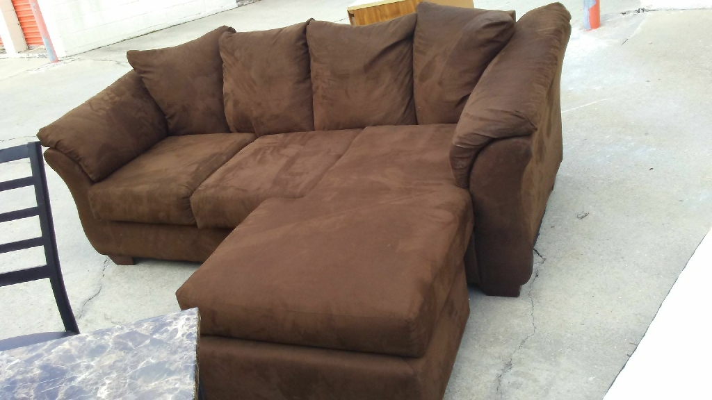 Sofa, table 4chairs, and Queen size bedset