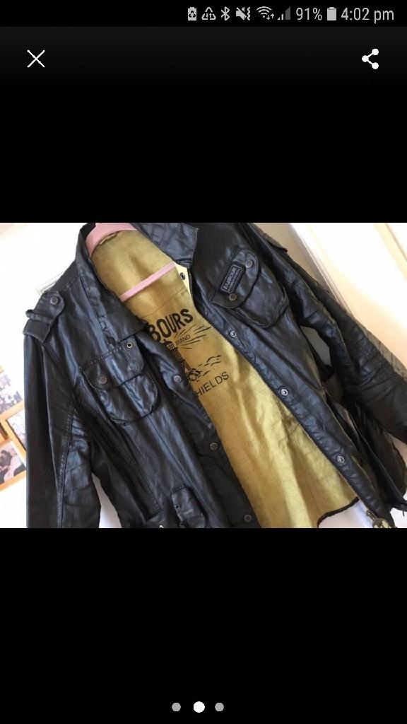 Barbour Duralinen Jacket 18