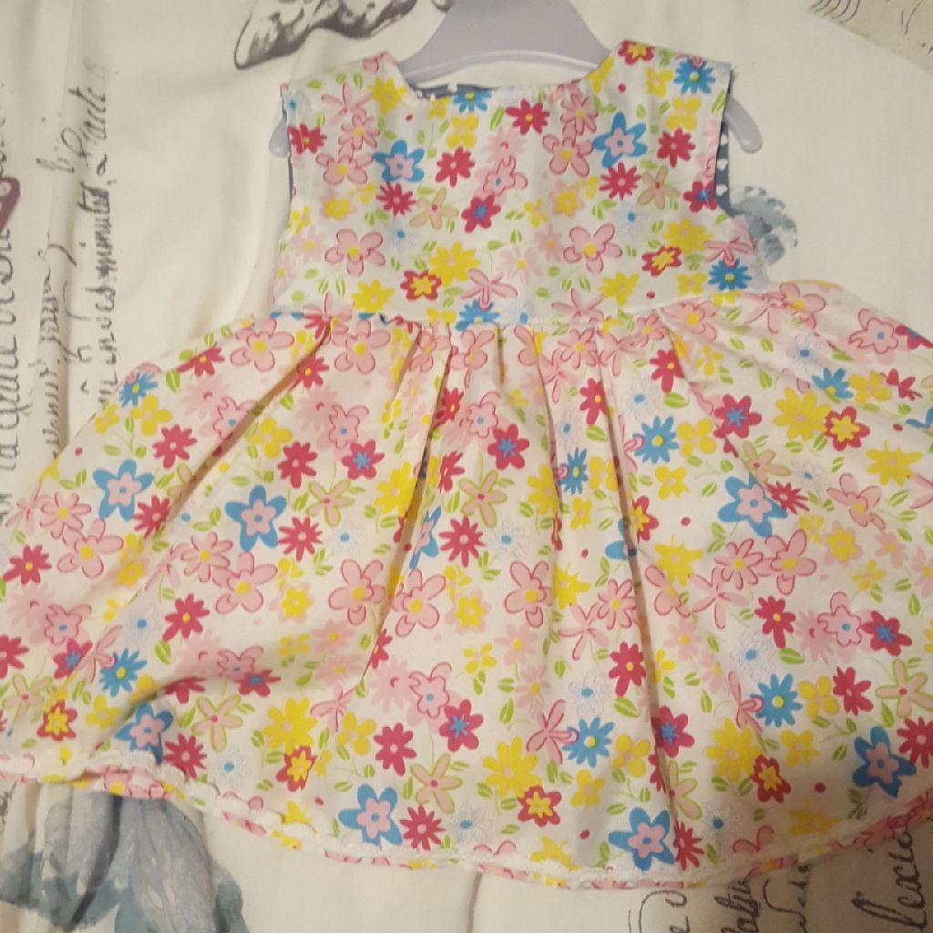 Baby Girls Dress 0-3 Months Unworn