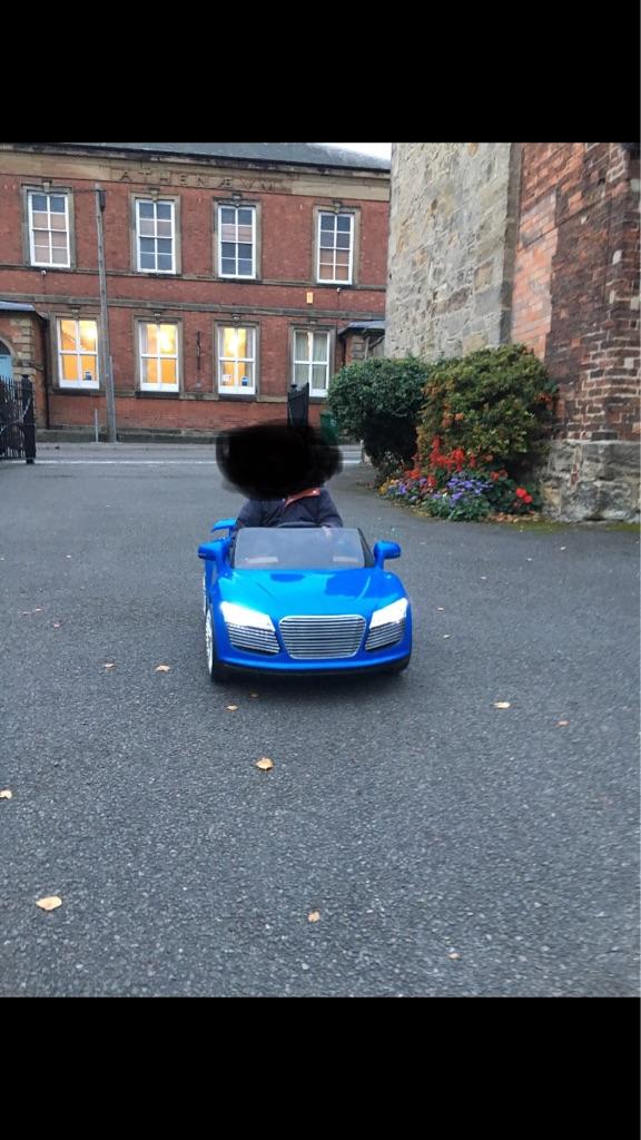Electric car 12v