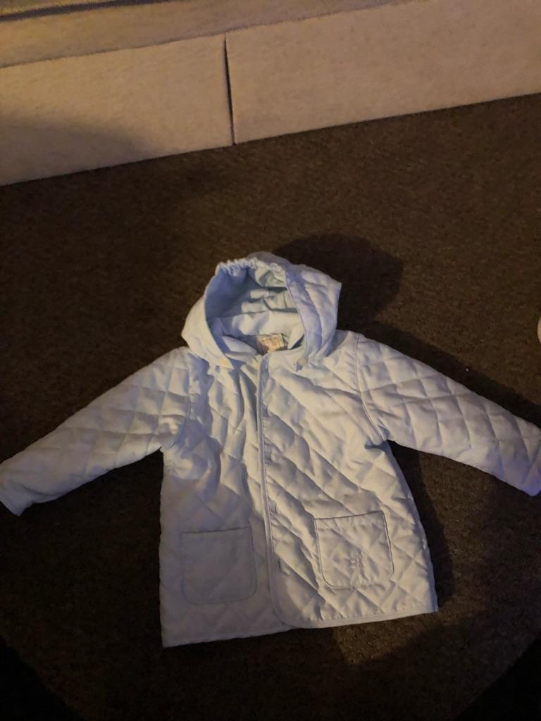 Any boy Emile et rose coat age 12 months