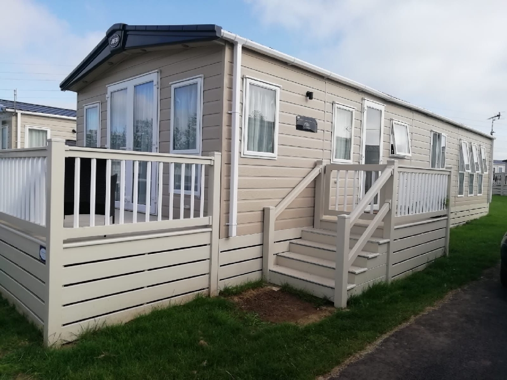 ABI BEAUMONT CARAVAN 2018 BIRCHINGTON VALE HOLIDAY PARK