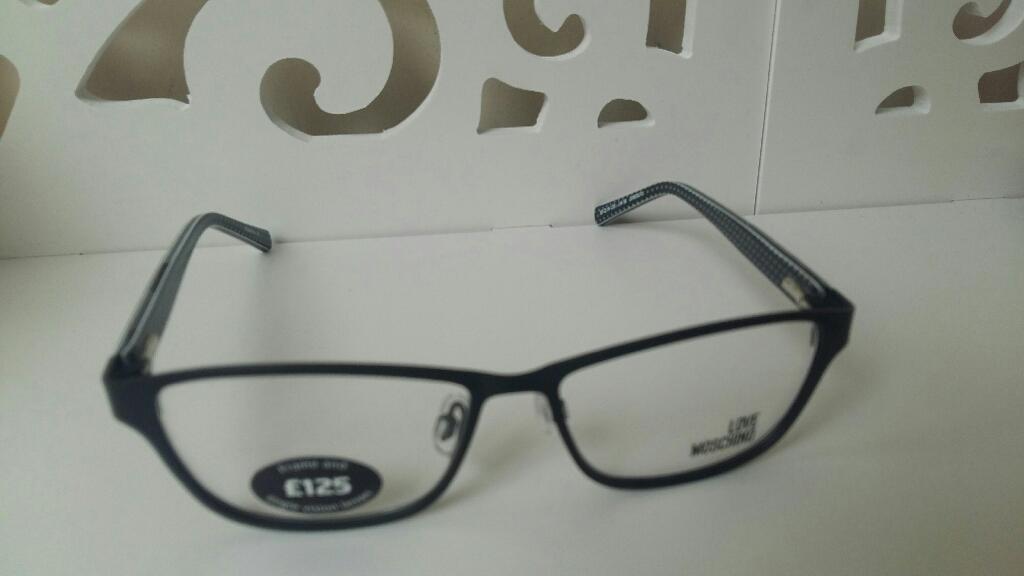 Love Moshino glasses LM 06 frames