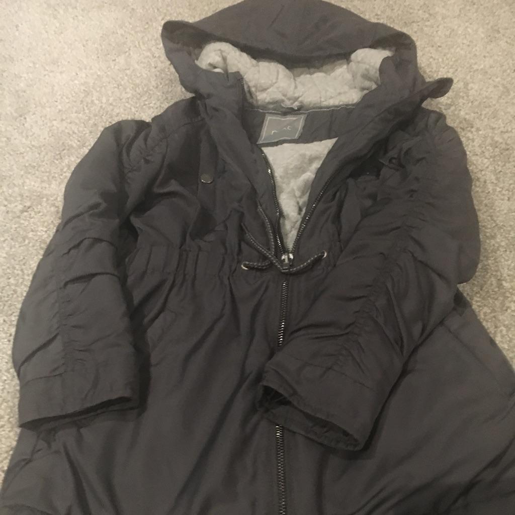 Age 6 grey next jacket