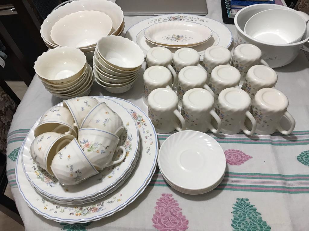 Arcopal Dinnerware