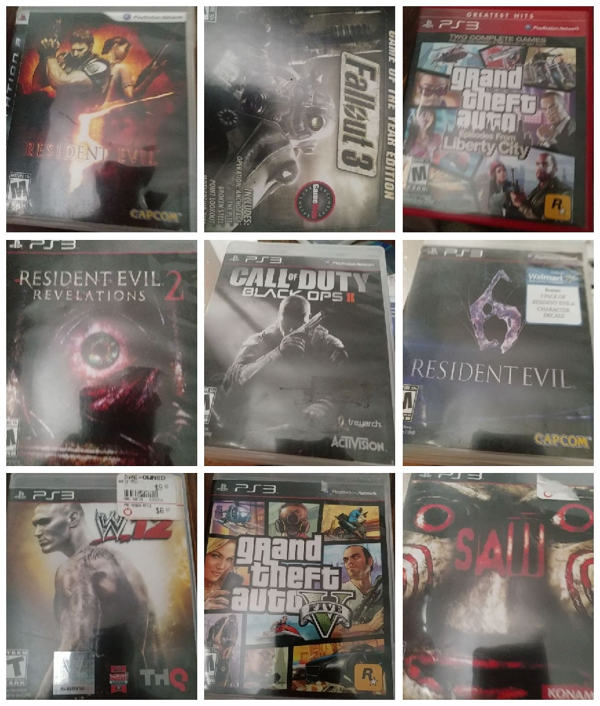 15 video games brand new PS3