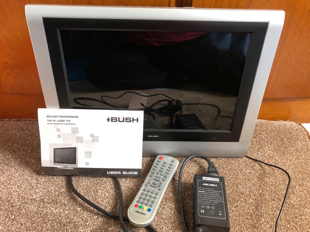 """Bush  LCD TV 15.4"""""""