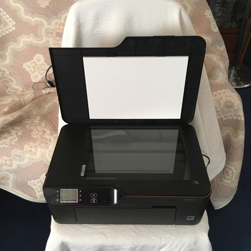 HP colour printer, scanner & copier
