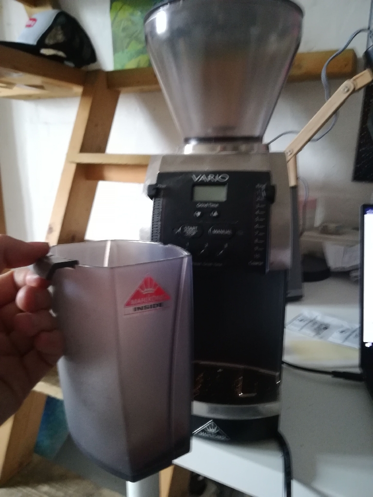 Mahlkönig Vario Home Coffee Grinder (RRP £490)