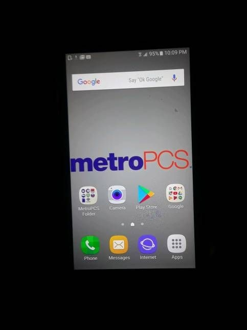 Samsung Galaxy on5 metro pcs