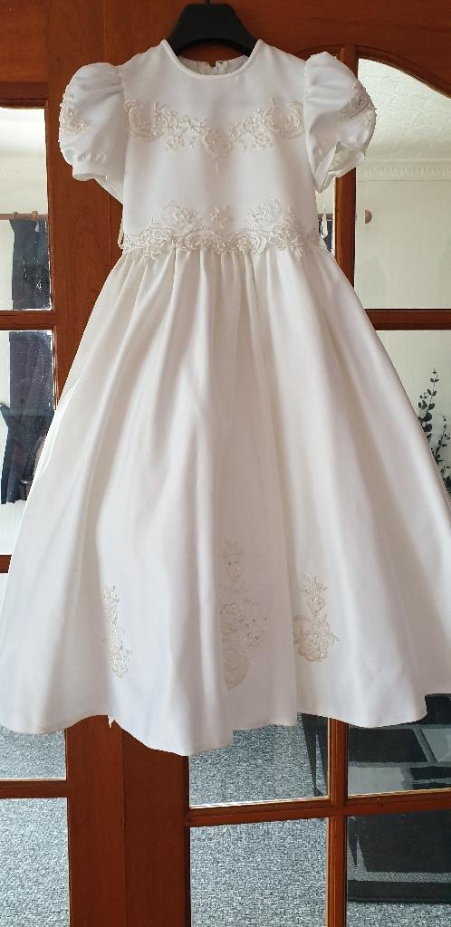 Communion dress age 8