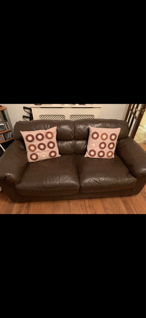 Couch & recliner chair
