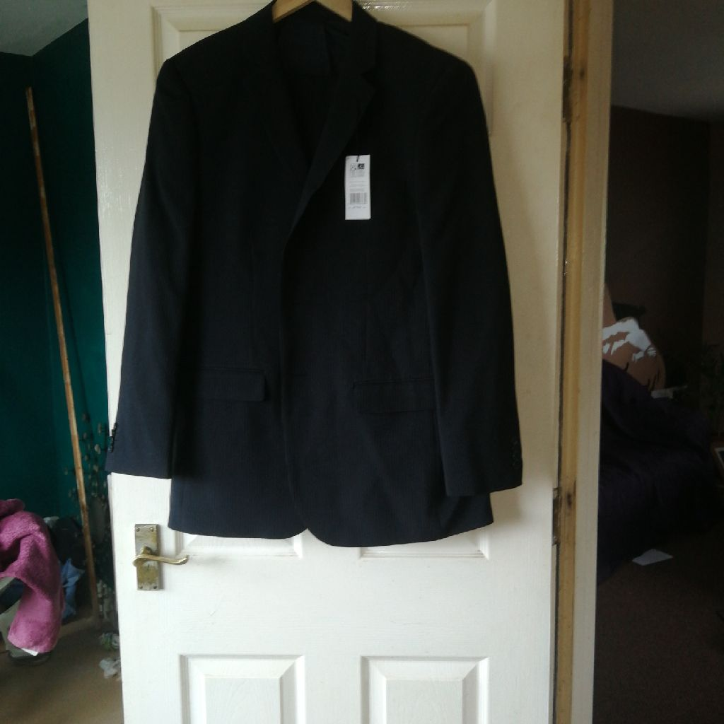 Brand new, with tags man suit