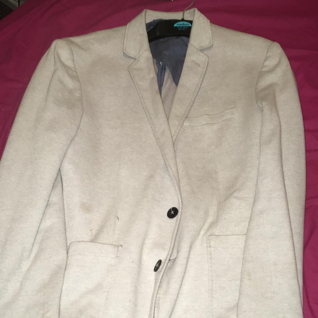 Mens Smart Suit Jacket