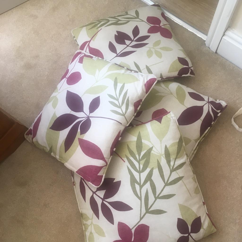 Dunlum cushions