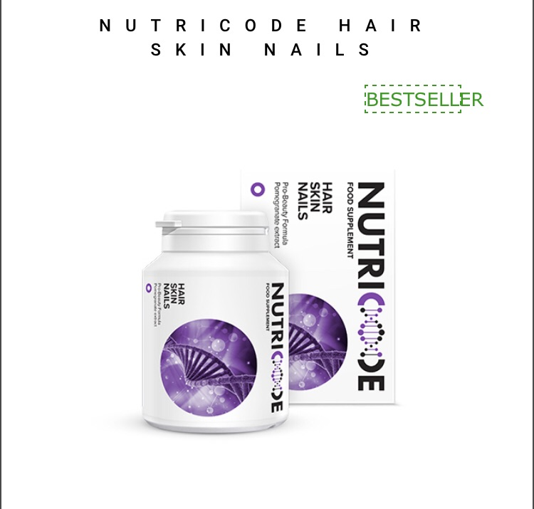 FM nutricode hair, skin and nails
