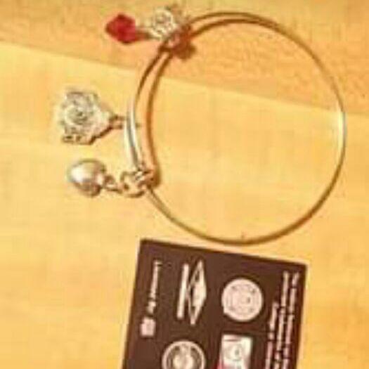 Ohio State Charm bracelet