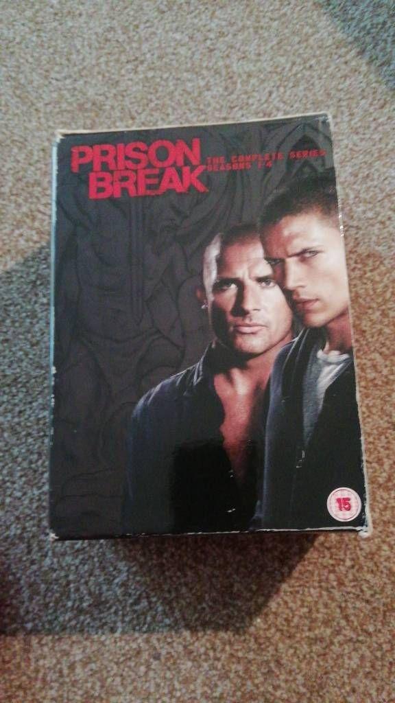 Prison Break Box set
